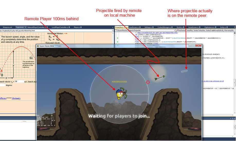 Gamasutra: Mark Mennell's Blog - Making Fast-Paced